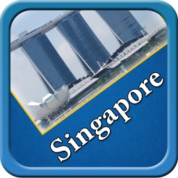 Singapore Offline Map City Guide