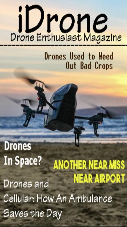 iDrone:Drone Enthusiast Magazine screenshot-3