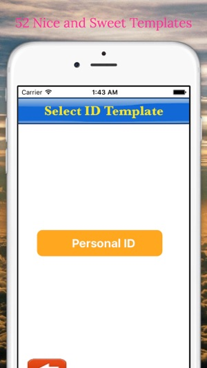 Fake ID Holiday on the App Store