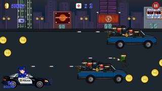 Cop & Robber Bank Escape - Police Criminal Chase Battle Free-2