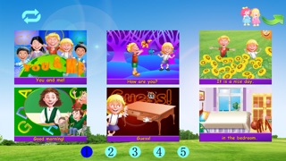 Happy to learn English: Animated songs A