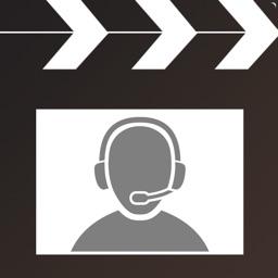 Clapperboard Video Slate