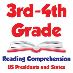 3rd-4th Grade Reading Comprehension