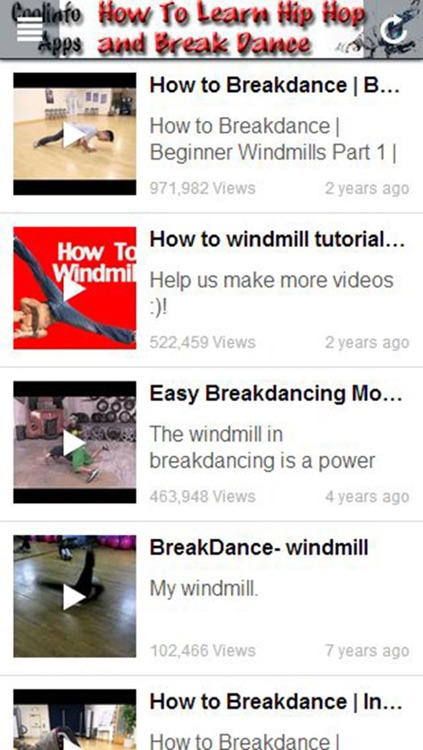How To Learn Modern Dance - Hip Hop Dance and Break Dance+ screenshot-3