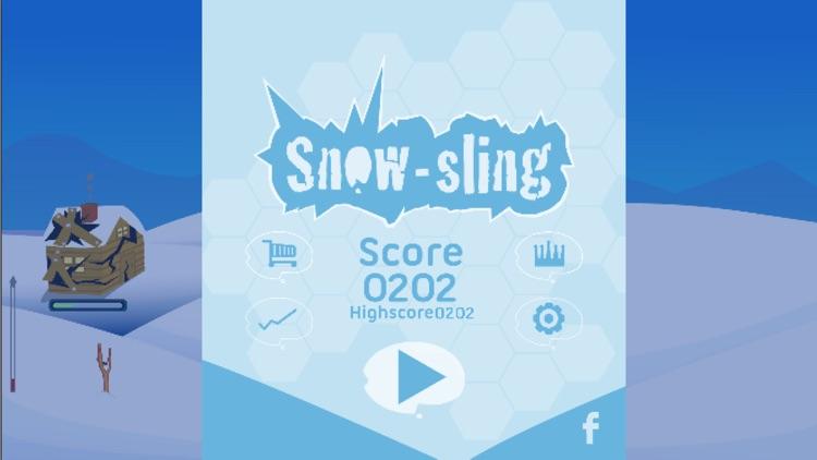 Snow Sling screenshot-4