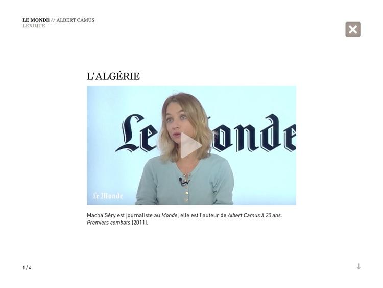 Camus, La révolte et la liberté screenshot-4