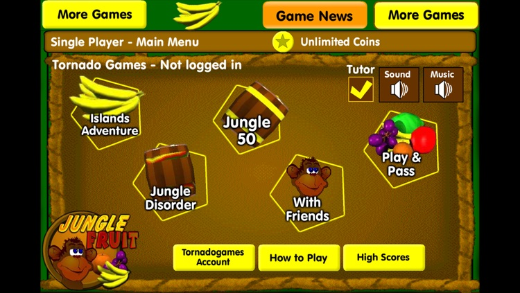 Jungle Fruit screenshot-0