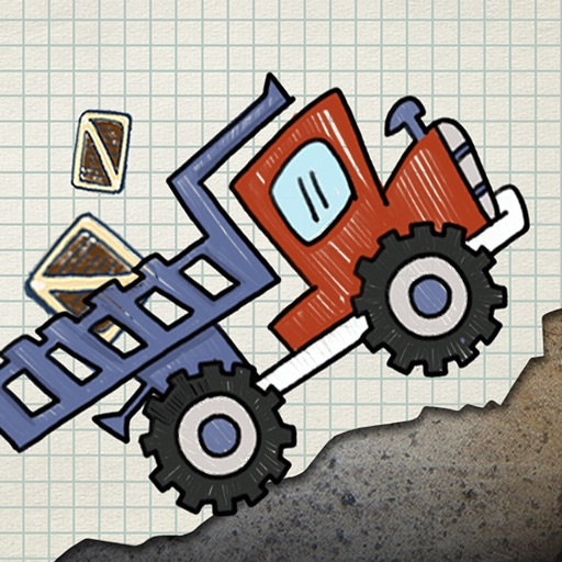 Doodle Truck icon