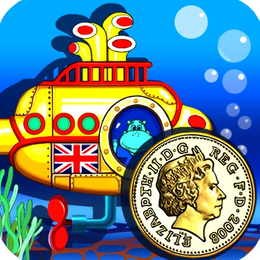 Amazing Coin(GBP£): Educational Money Learning & Counting games for kids