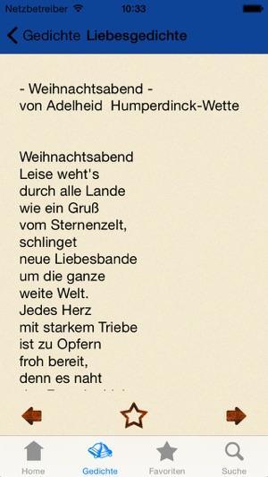 Weihnachts-Gedichte - Die 222 schönsten Gedichte zum Lesen, Träumen ...
