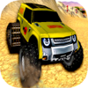 Free 3D Car Racing Games - Offroad Escalader artwork