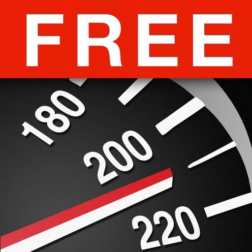 Speedometer Free Speed Box app logo