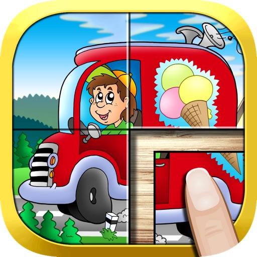 Активная головоломка для детей 3