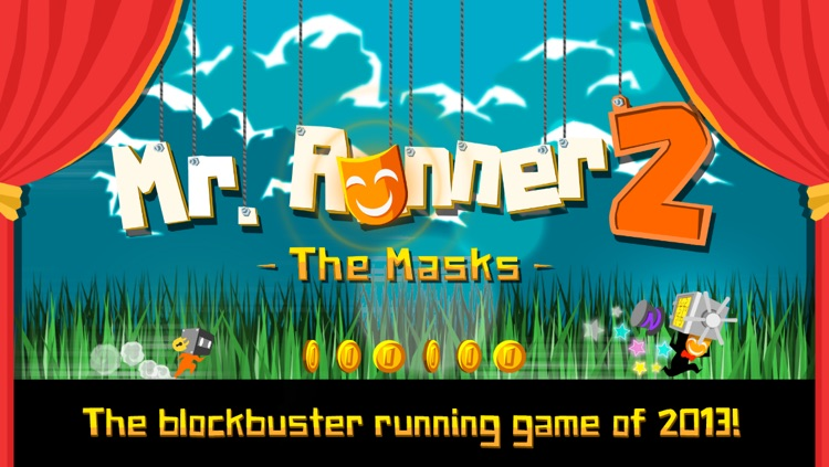Mr. Runner 2: The Masks screenshot-4