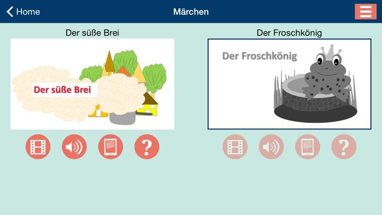 EduMonkey Geschichten Märchen für Kinder screenshot-3
