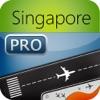 新加坡樟宜机场+航班跟踪HD虎航空公司胜安航空捷星亚洲航空