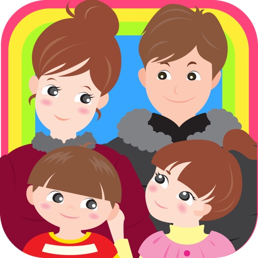 DressUp Family icon