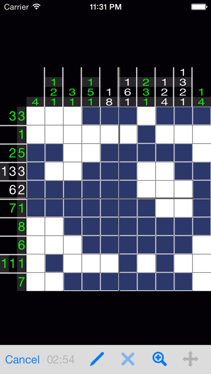 PicGrid Free: best picross puzzles screenshot-3