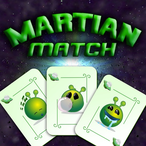 Martian Match Puzzle