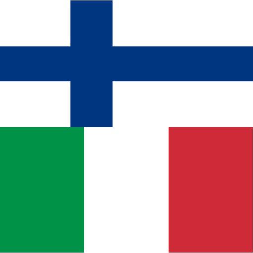 Finnish - Italian - Finnish dictionary
