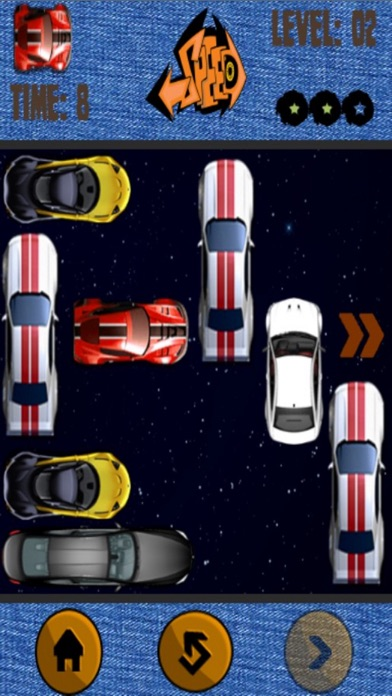 Car Parking Games - My Cars Puzzle Game Free Screenshot on iOS