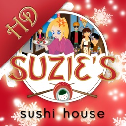 Suzie's Sushi House - iPad edition