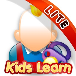 Kids Learn Words Lite - Listen, Touch, Hear, and See pictures of animals and more, best for kids to learn