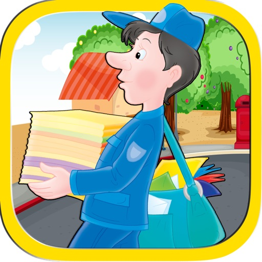 Mail Man Delivery Runner Jumping Race Mania - Rival Boy Bounce Racing World Pro