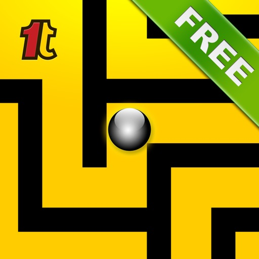 1TapMaze - Super Infinite Ball Labyrinth FREE by 1Tapps