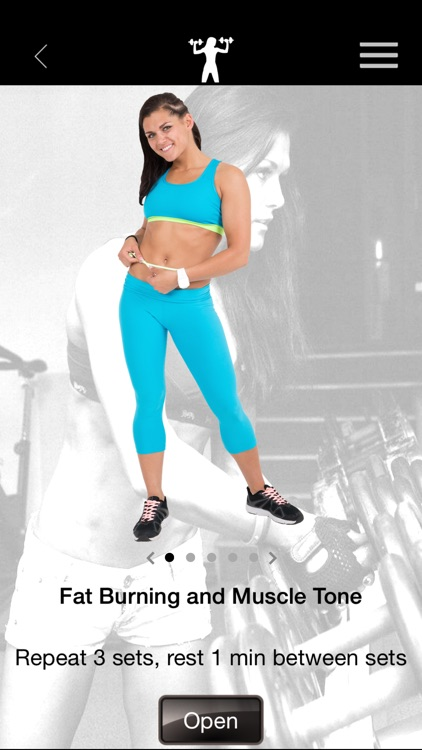 Fitness Gym: Exercises, Workouts, Routines and Full Training Plans for Women screenshot-4