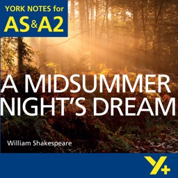 A Midsummer Night's Dream York Notes AS and A2 for iPad
