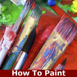 How To Paint: Learn How To Paint Easily