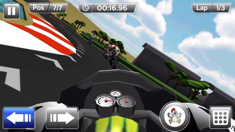 MiniBikers: The game of mini racing motorbikes