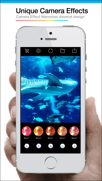 Camera Effect 360 - Best Photo Editor To Add Amazing Digital Art + Stylish Camera Filters Effects To Create Incredible Graphic Designs screenshot-4