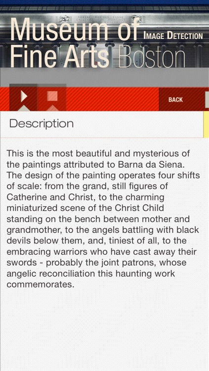 Museum of Fine Arts Boston ID Audio Guide screenshot-3