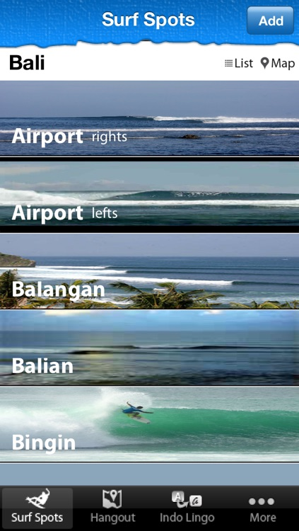 Bali Surf Guide screenshot-1