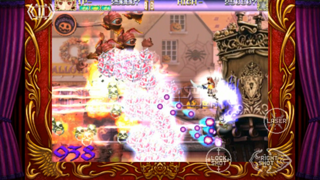 Screenshot from DEATHSMILES LITE