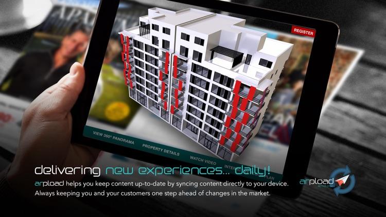 arpload - augmented reality application screenshot-4