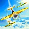 飛行機戦闘至上主義 2 - 3Dサンダー平面エースパイロットの戦争ゲーム