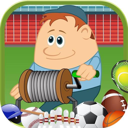 Sport Ball Hook Field Battle - Football Soccer & Tennis Toss Free