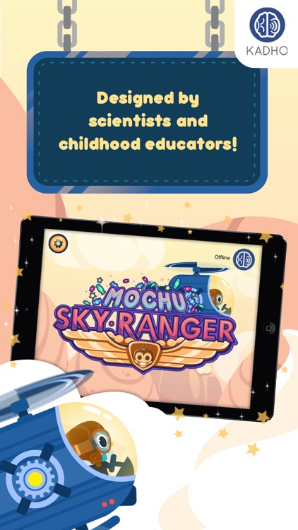Mochu Sky Ranger - Learn English, Spanish, French and Italian screenshot-0