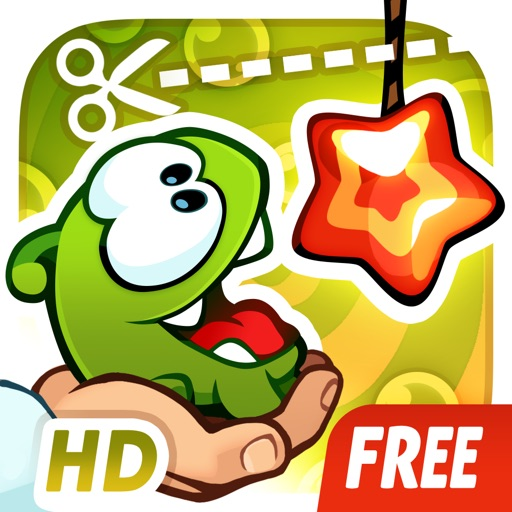 Cut the Rope: Experiments HD Free icon
