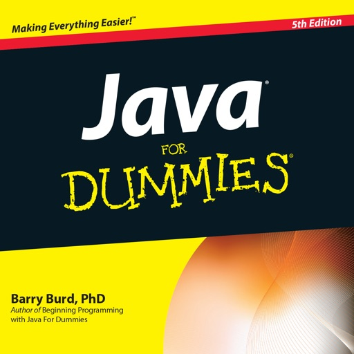 Java For Dummies - Official How To Book, Interactive Inkling Edition
