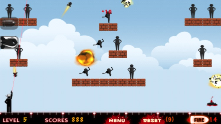Bounce Bullet Pro screenshot-0