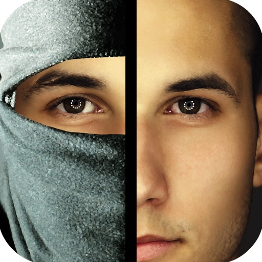 A Face Of A Ninja Legend Photo Effects Free