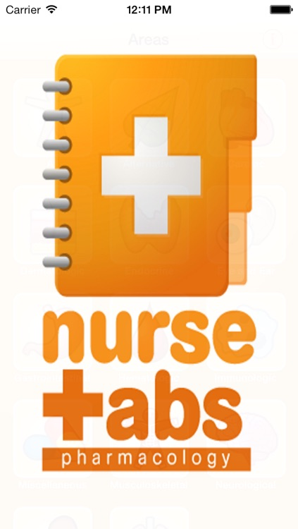 NurseTabs: Pharmacology