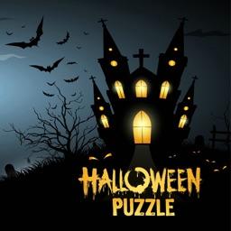 Halloween Jigsaw Game