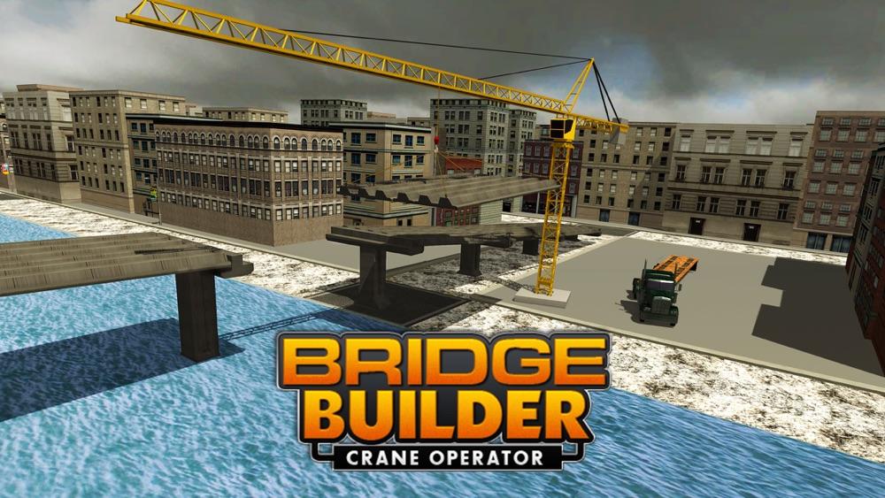 Bridge Builder Crane Operator – 3D city construction truck simulation game Cheat Codes