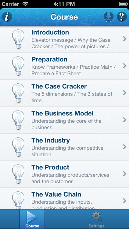 Case Cracker – Consulting Case Interview Preparation Using Only One Framework