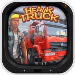 Heavy Truck 3D Cargo Delivery